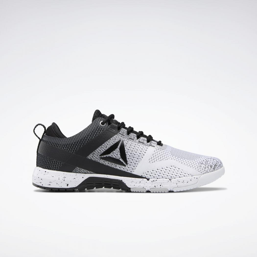 Training Shoes Black White Cold Grey